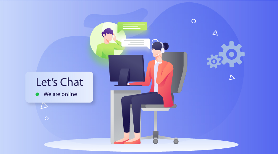 Live Chat app